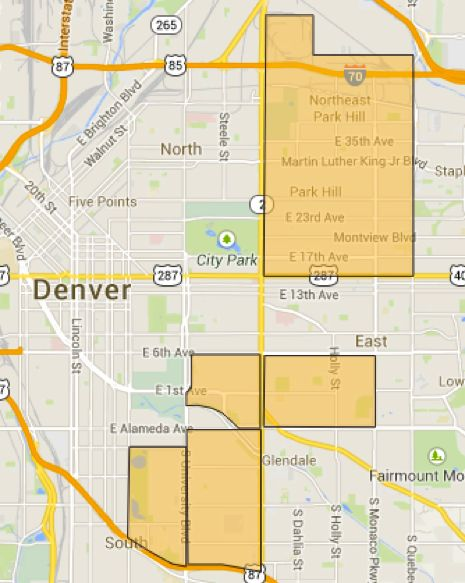 Real Estate Ilan Brown covering Cherry Creek, Belcaro, Crestmoor Hill Top, Park Hill, Washington Park.
